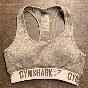 Gymshark Khaki Flex Sports Bra